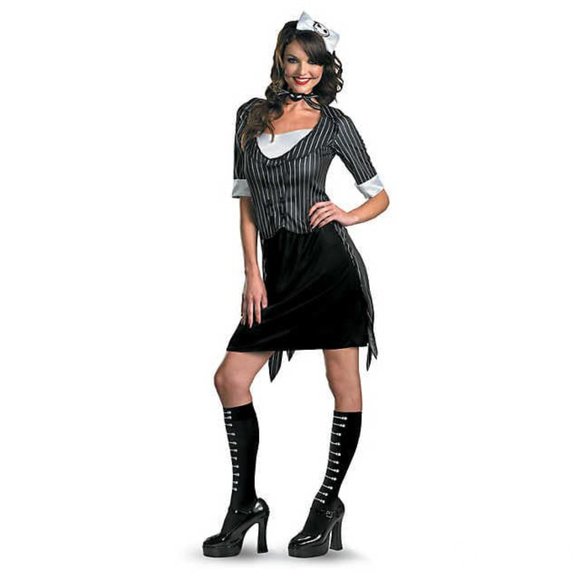 nightmare before christmas halloween costume jack - Nightmare Before Christmas Halloween Costume
